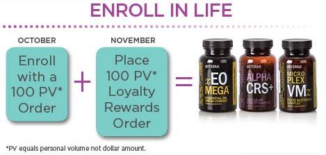 Enroll for life